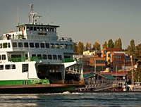 San Juan Island Ferry and the Island Inn