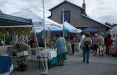 Friday Harbor Art Market